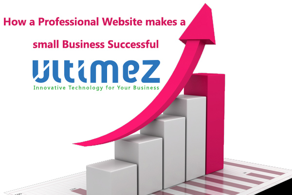 How a professional website make a small Business Successful