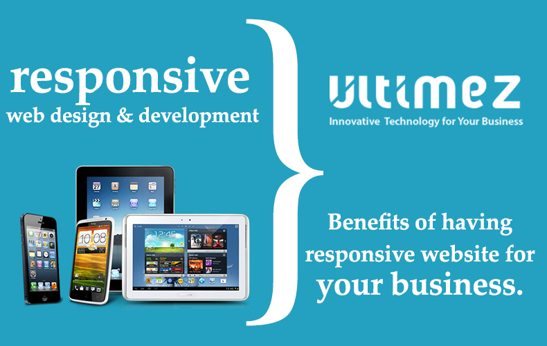 Benefits of Having Responsive Website for your Business