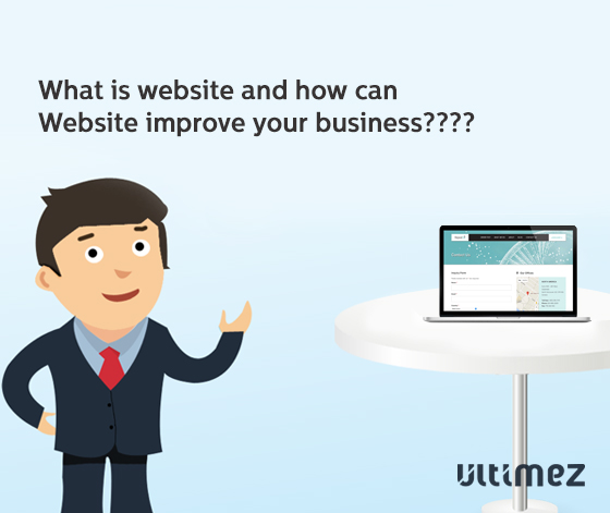 What is website and how can Website improve your business?