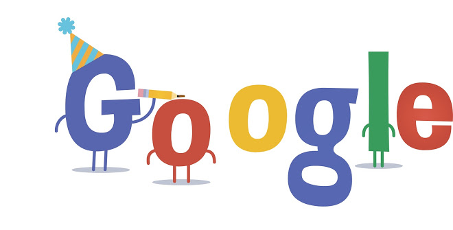 Google's birthday -what the internet is talking about right now