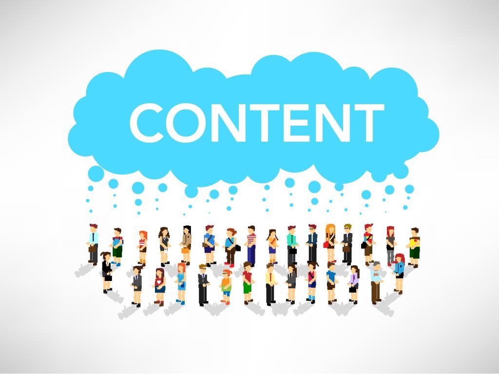Content organisation
