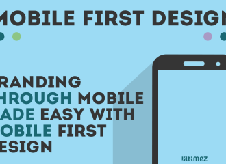 What Mobile first design for your business