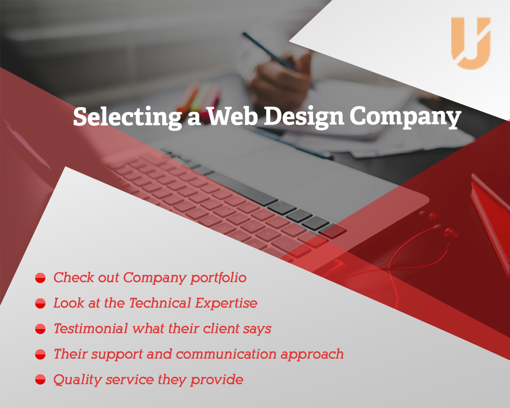 Selecting a Web Design Company