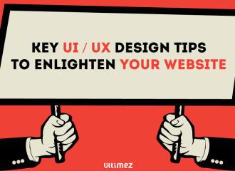 Key UX Design Tips to enlighten your website
