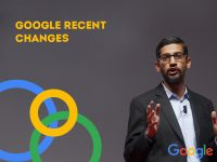Google recent changes