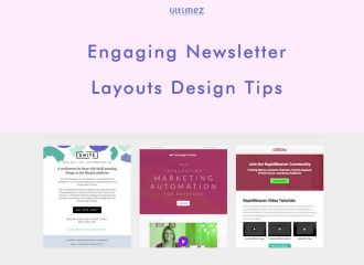 Newsletter Layouts Design
