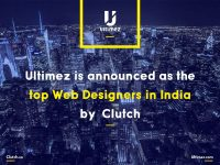 Ultimez is Announced as the Top web designers in India by CLUTCH Firm