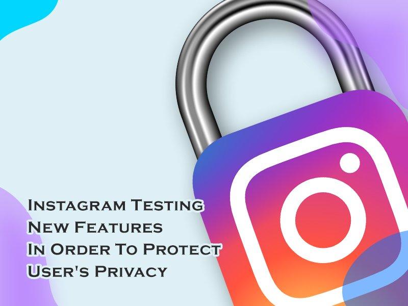 Instagram privacy