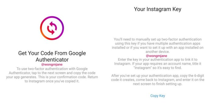 Instagram-Two-Factor-Instructions-Authenticator-App