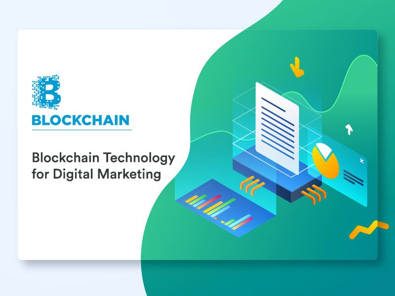 Trends of Blockchain Technology is now rising over the world of digital marketing