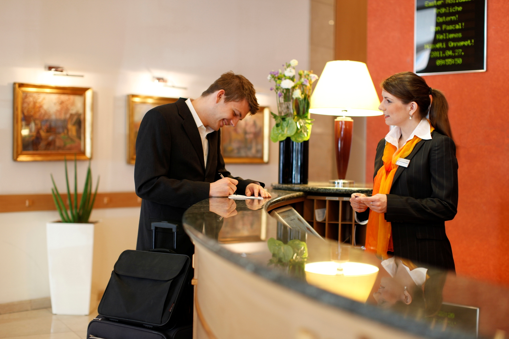 Guest Experience Management