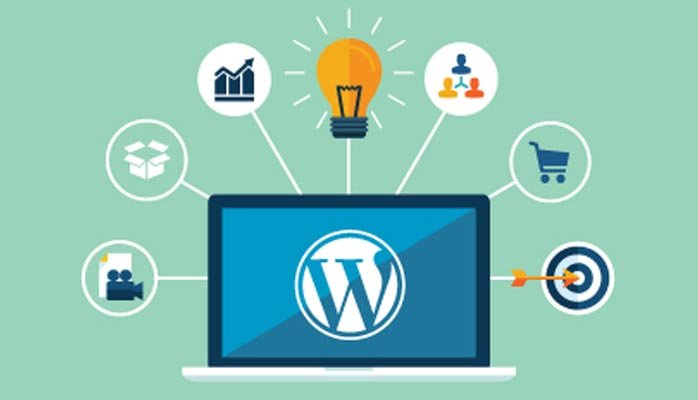 Wordpress website development Bangalore