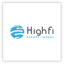 Logo design for export import firm