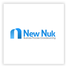 Logo design for newnuk