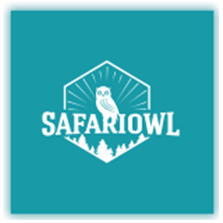 Logo design for safariowl