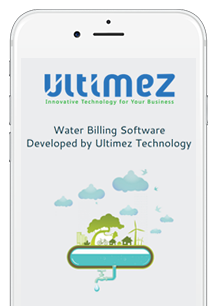 Mobile Friendly Water Billing Management software