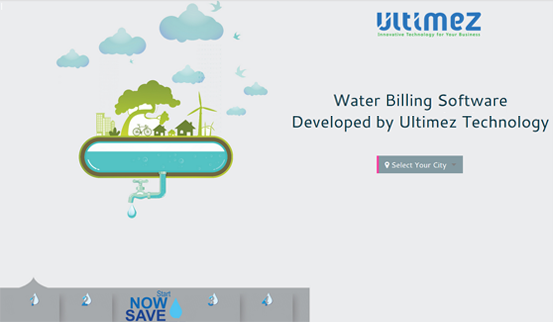 Water Billing Management System
